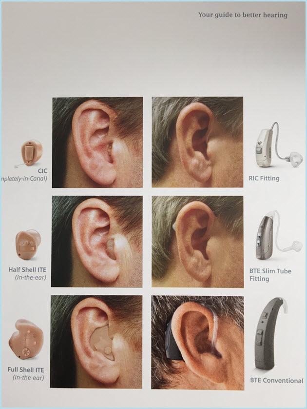 Hearing Aid at Optomeyes Opticians