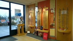 Optomeyes Interior of Practice in East Kilbride