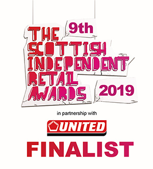 retail awards finalist