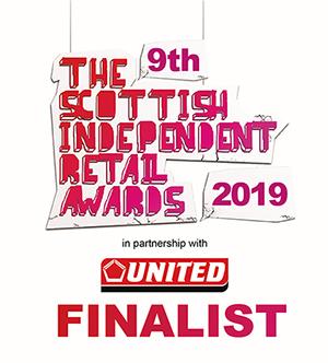 retail awards finalist